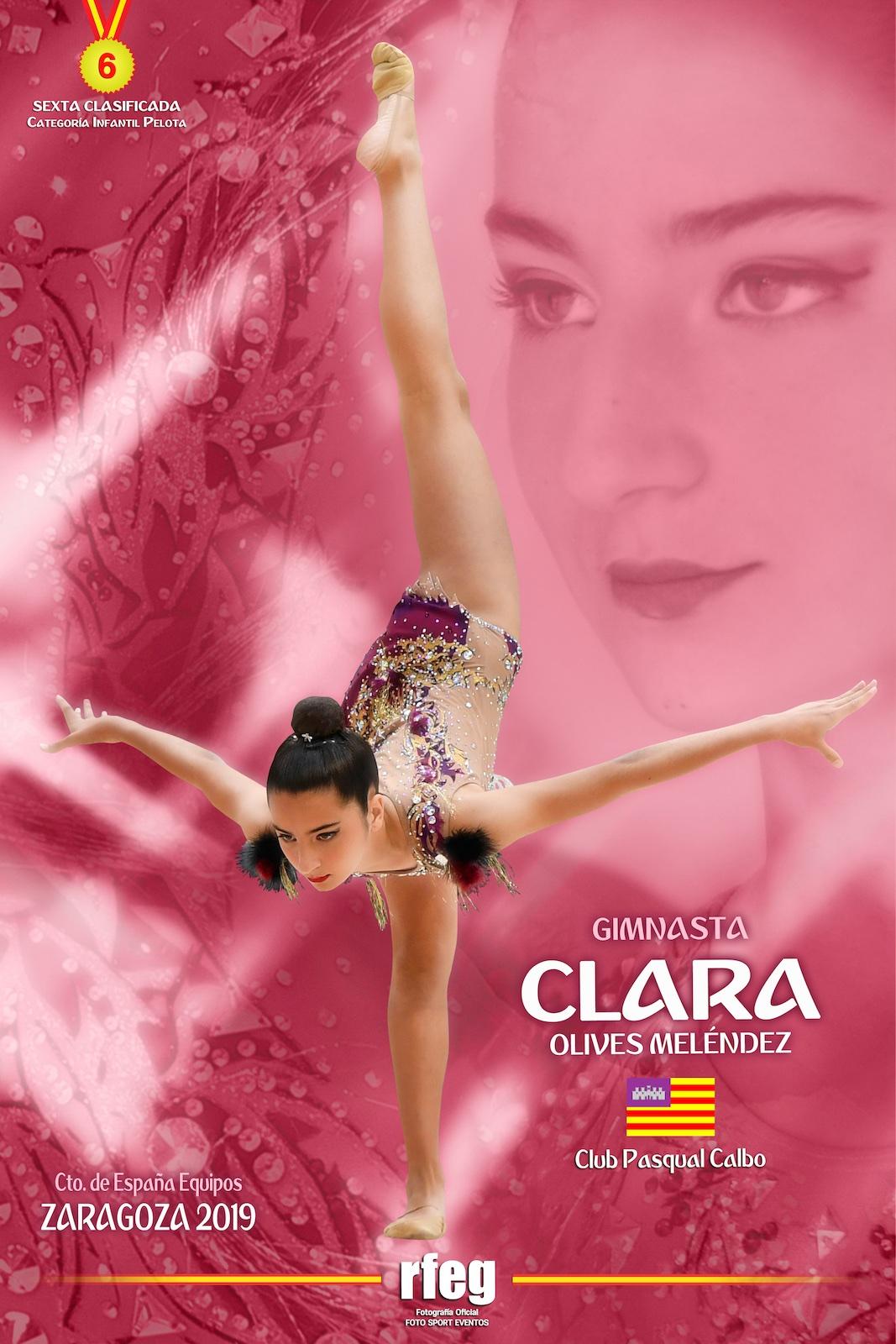 CLARA OLIVES