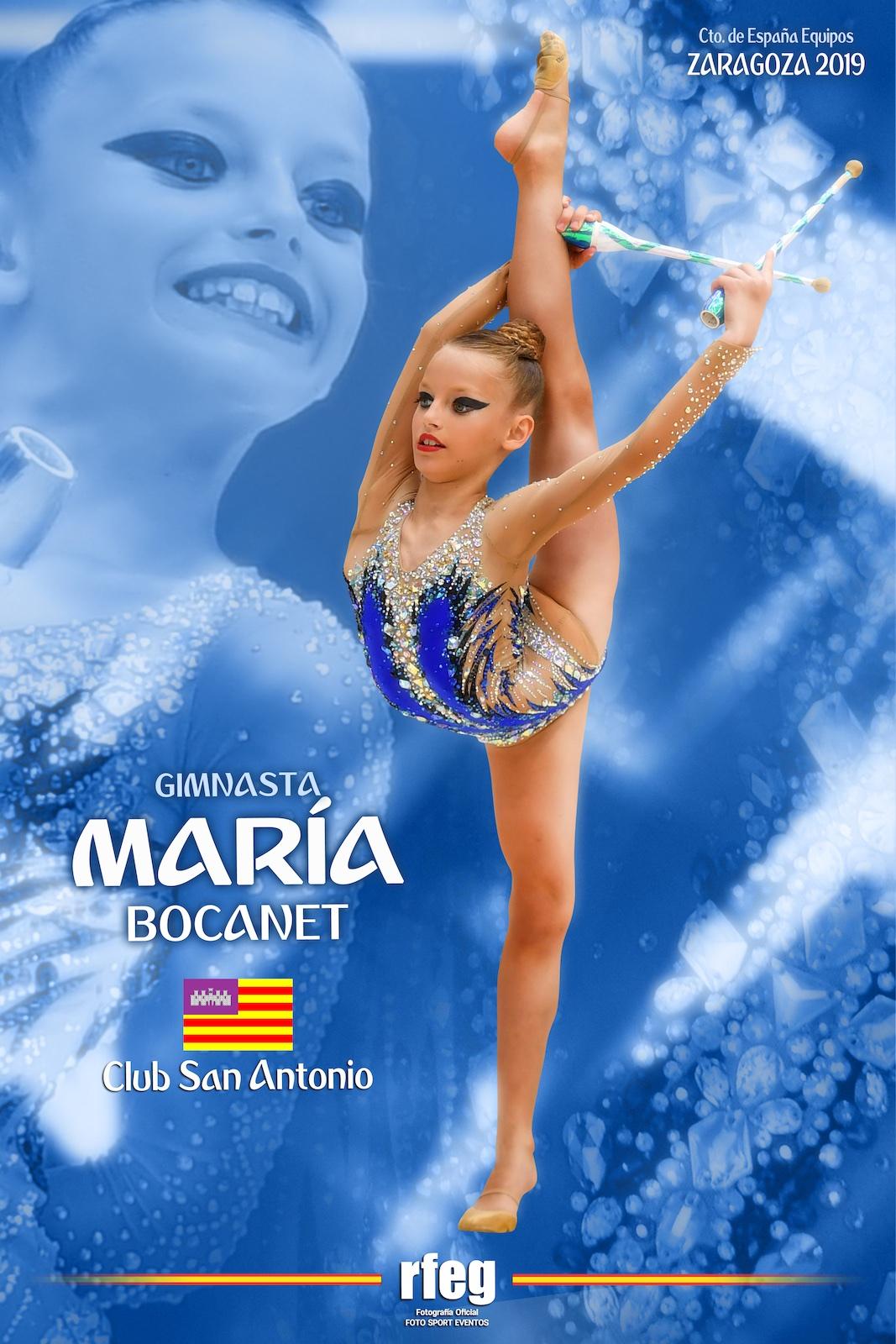 MARIA BOCANET