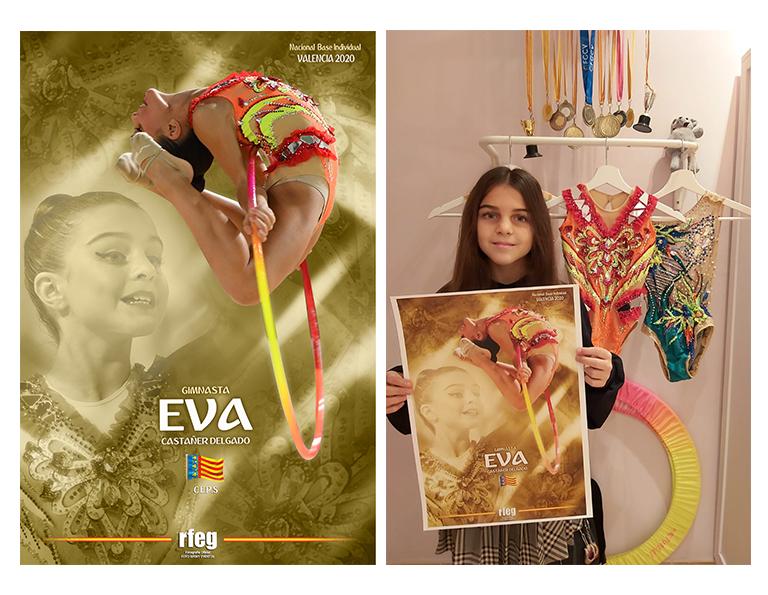 eva castañer poster
